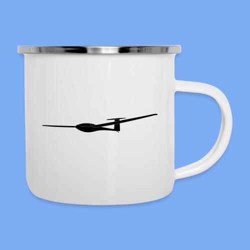 Segelflieger T-Shirt Segelflugzeug PIK20e - Camper Mug