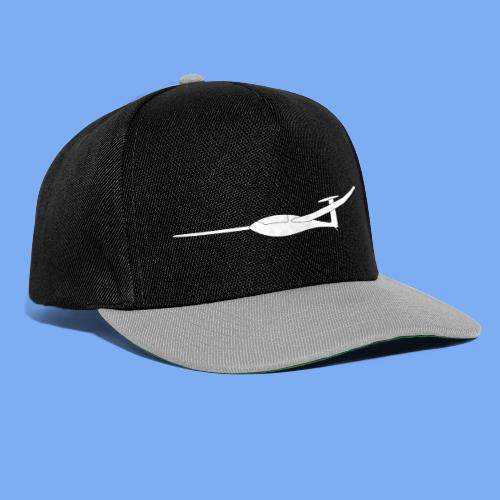 Segelflieger T-Shirt Segelflugzeug PIK20e - Snapback Cap
