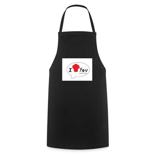 I Toque You - Tablier de cuisine