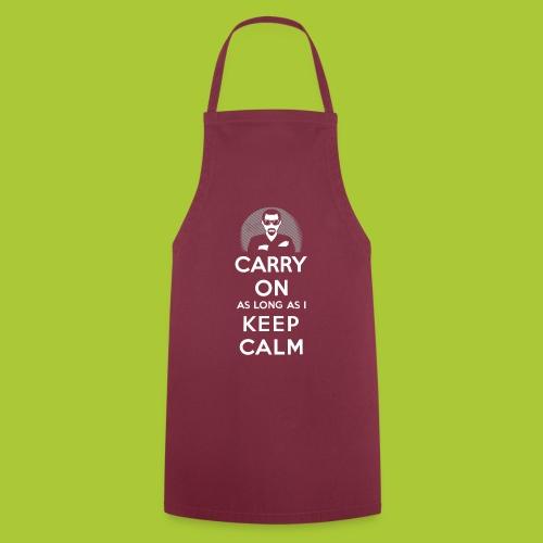 Carry On - Keep Calm - Kochschürze
