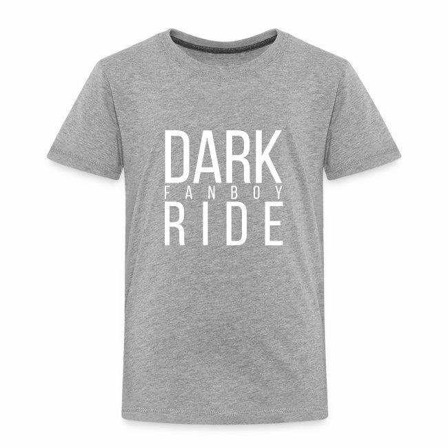 Kiddie-Shirt - Dark Ride Fanboy