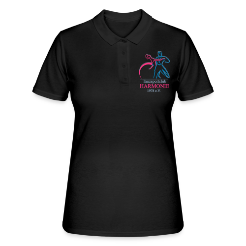 Damen Polo-Shirt mit Vereinslogo - Frauen Polo Shirt