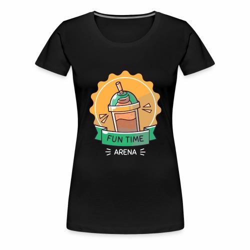 Girlie Shirt - Slush - Frauen Premium T-Shirt