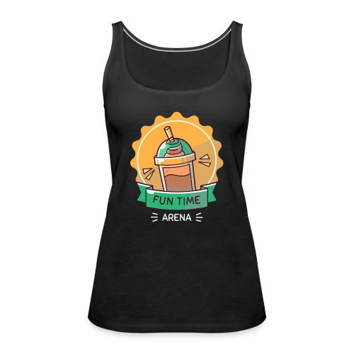 Top Shirt - Slush - Frauen Premium Tank Top
