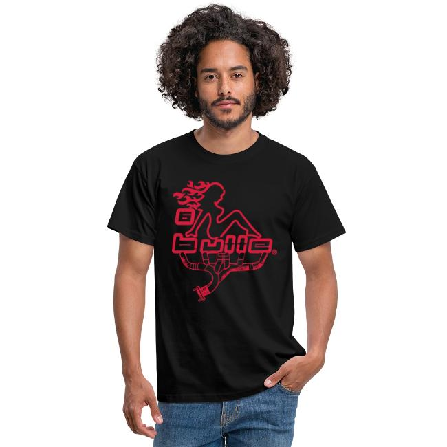 6Bulle Hot Rod / T-shirt coupe droite