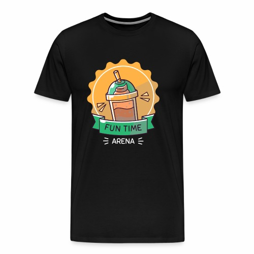 Shirt - Slush - Männer Premium T-Shirt