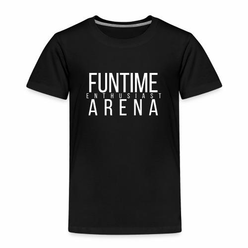 Kiddie-Shirt - FunTime Arena Enthusiast - Kinder Premium T-Shirt
