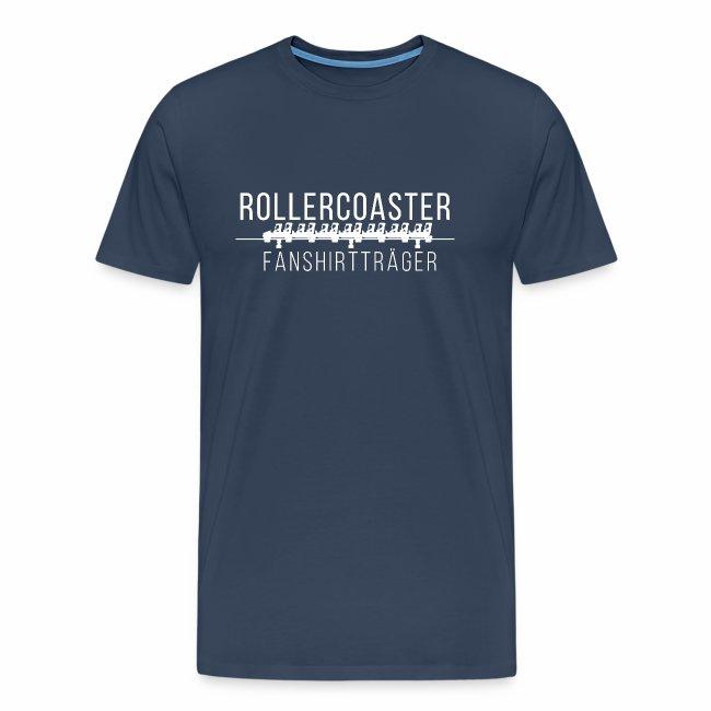 Shirt - Rollercoaster Fanshirtträger