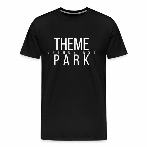 Shirt - Theme Park Enthusiast  - Männer Premium T-Shirt