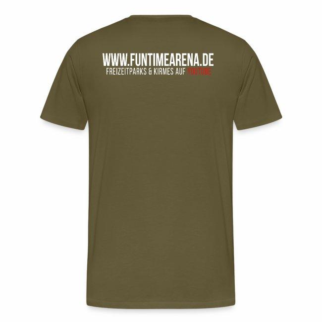 Shirt - Kranplätze müssen verdichtet sein!