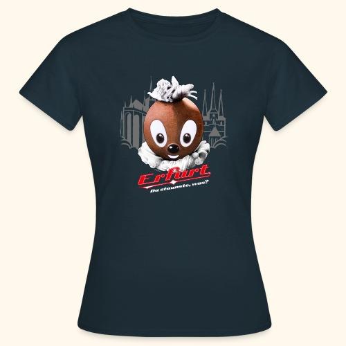 Frauen T-Shirt Pittiplatsch Erfurt - Frauen T-Shirt