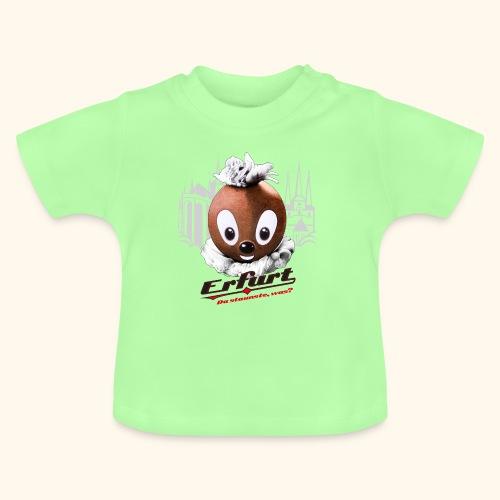 Baby T-Shirt Pittiplatsch Erfurt - Baby T-Shirt
