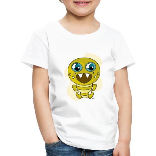 """T-shirt Enfant Petit Monstre Vert"""" - T-shirt Premium Enfant"""