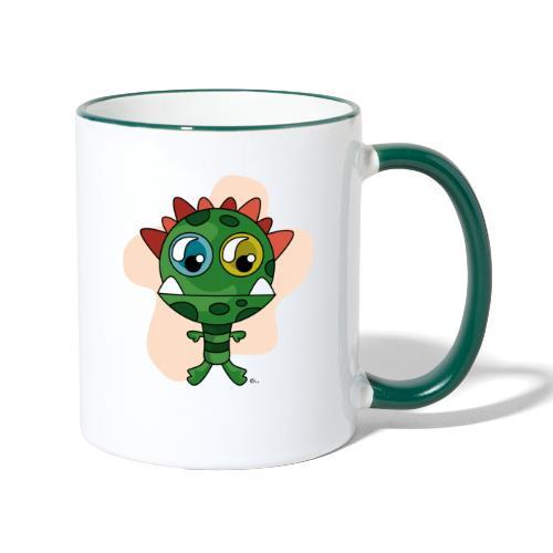 """Mug Petit Monstre"""" - Mug contrasté"""