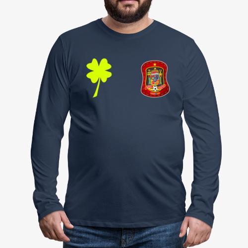 camisetadespaña - Men's Premium Longsleeve Shirt