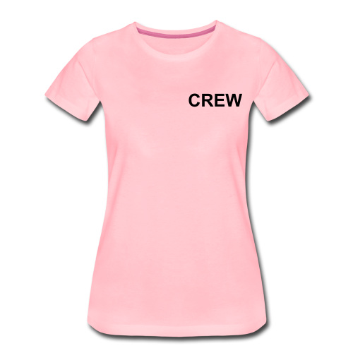 DRONE CREW | Woman special v2 - Vrouwen Premium T-shirt