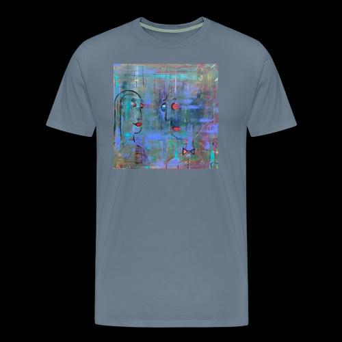 Love@1st.sight   (Stephane Fodor) - Men's Premium T-Shirt