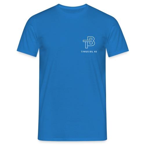 Hoodie - T-skjorte for menn