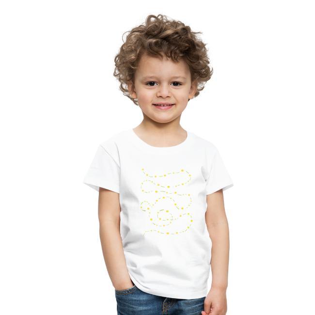 Daisy Chain - Kinder Premium T-Shirt