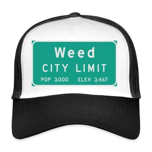 Weed City Limit - Trucker Cap