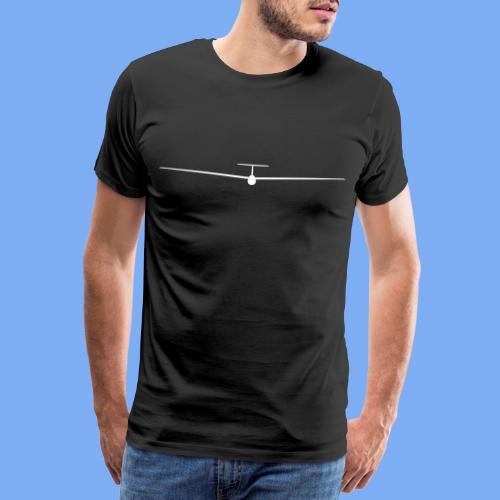 Segelflieger T-Shirt Segelflugzeug PIK20e - Men's Premium T-Shirt