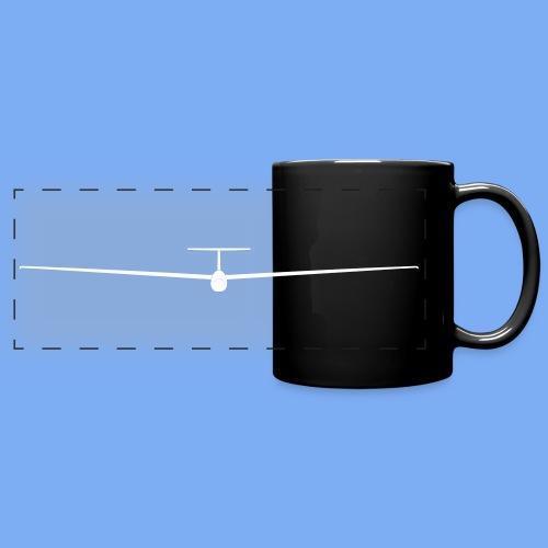 Segelflieger T-Shirt Segelflugzeug PIK20e - Full Color Panoramic Mug