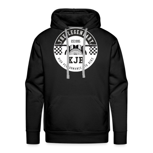 XJR Hoodie Frontprint - Männer Premium Hoodie