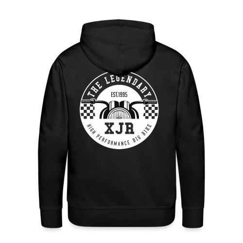 XJR Hoodie Backprint - Männer Premium Hoodie
