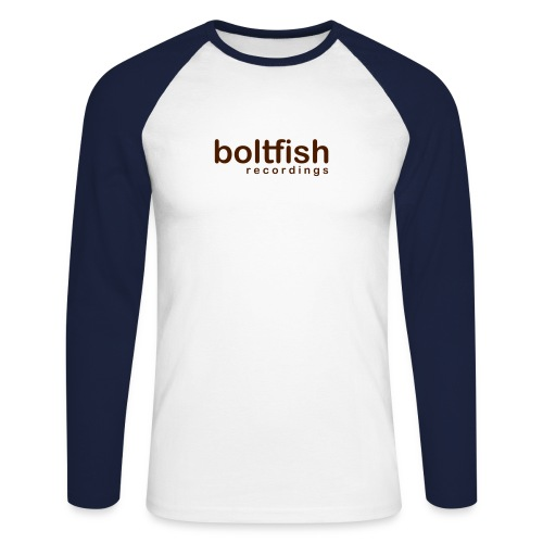 Boltfish Longsleeve Tee - Men's Long Sleeve Baseball T-Shirt