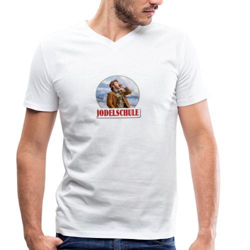 Shirt - Männer Bio-T-Shirt mit V-Ausschnitt von Stanley & Stella