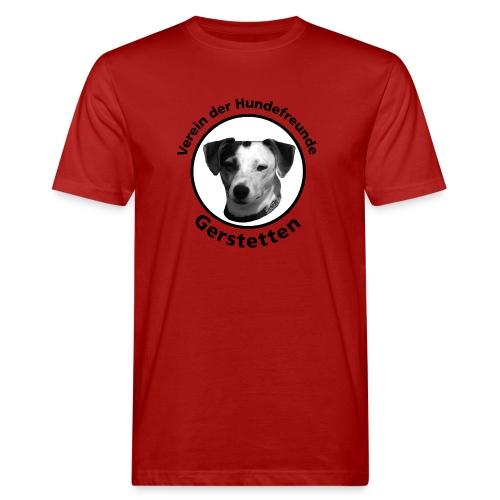 VdH Logo Jack Russel Terrier  - Männer Bio-T-Shirt