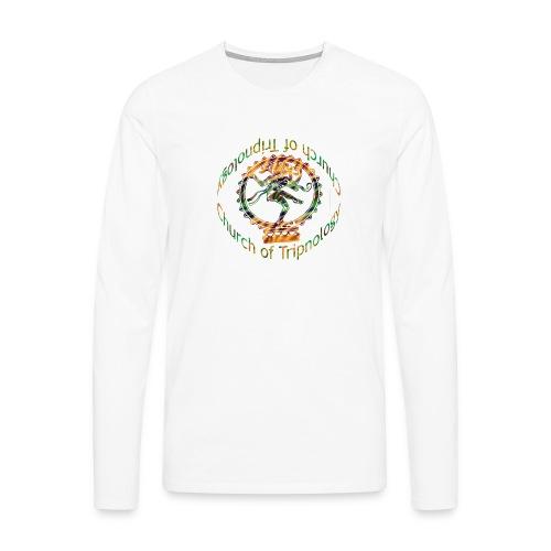 Church - Männer Premium Langarmshirt