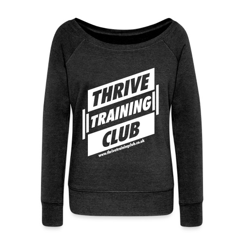 Thrive 2019  - Women's Boat Neck Long Sleeve Top