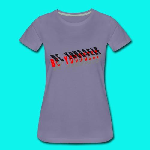 Damen Shirt - Frauen Premium T-Shirt