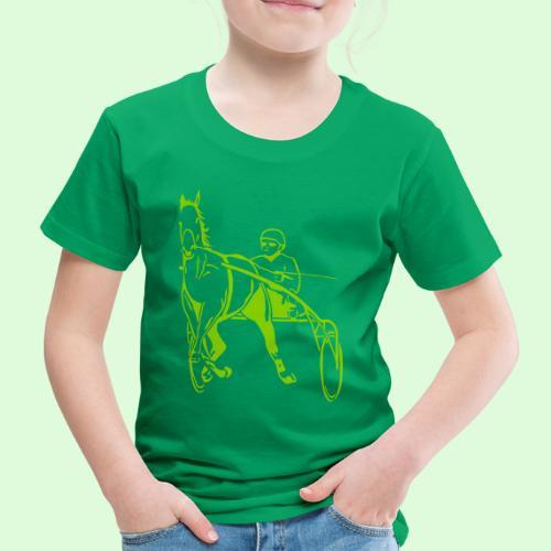 Le Trotteur - T-shirt Premium Enfant