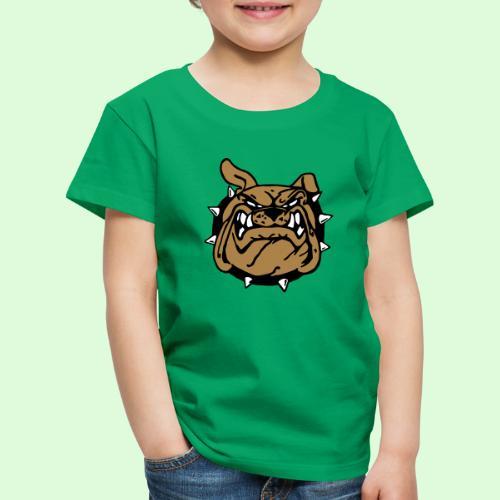 Le sourire du Bulldog (3) - T-shirt Premium Enfant