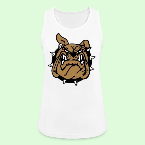 Le sourire du Bulldog (3) - Débardeur respirant Femme