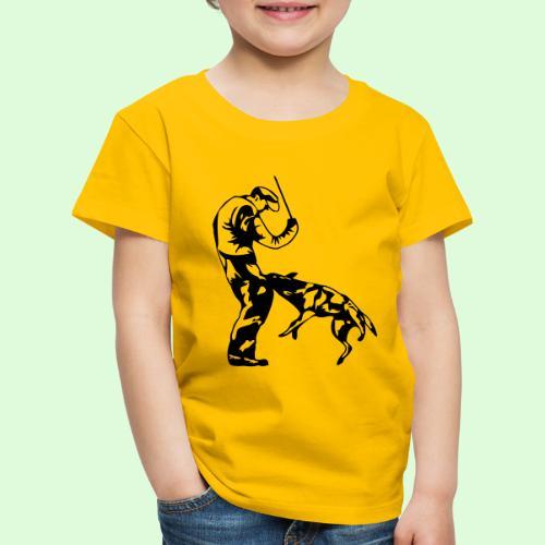 Mordant sportif - T-shirt Premium Enfant