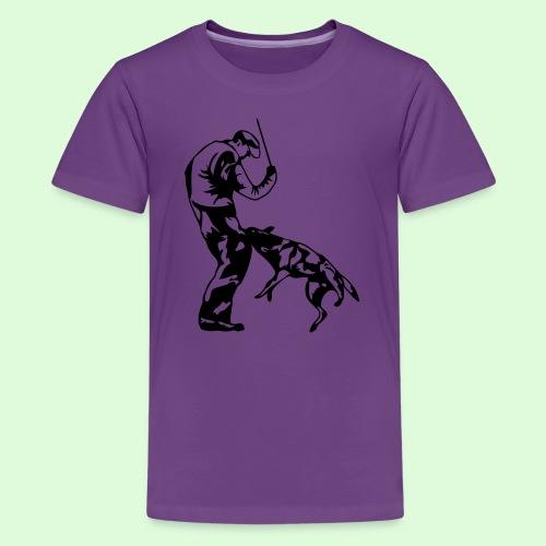 Mordant sportif - T-shirt Premium Ado