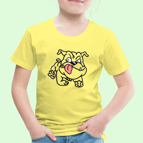 Ernest, l'autre Bulldog Anglais - T-shirt Premium Enfant