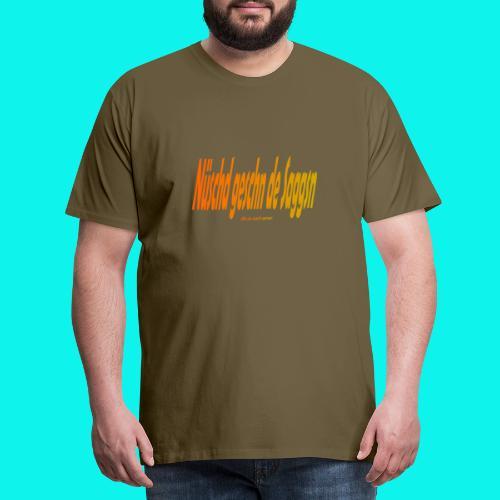 Saggsn - Männer Premium T-Shirt