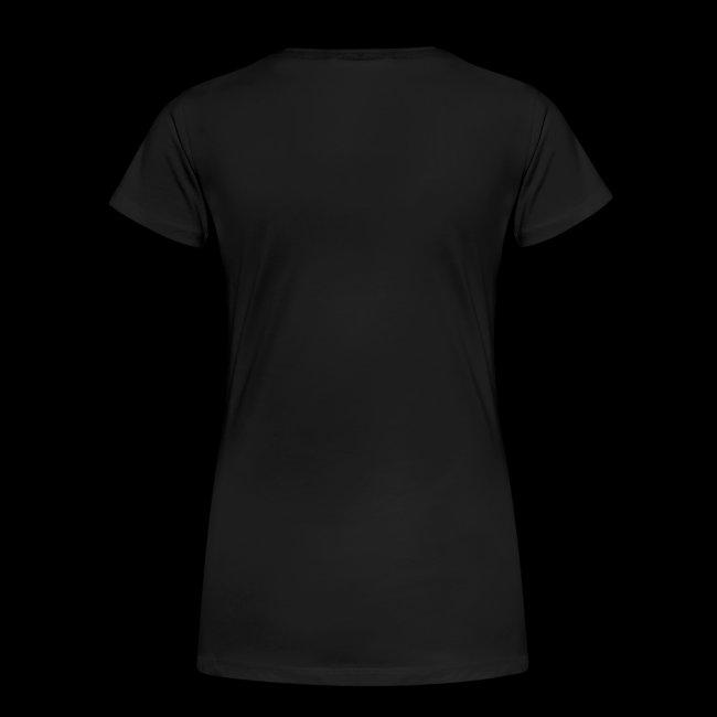 10-vuotismallia mukaileva naisten t-paita
