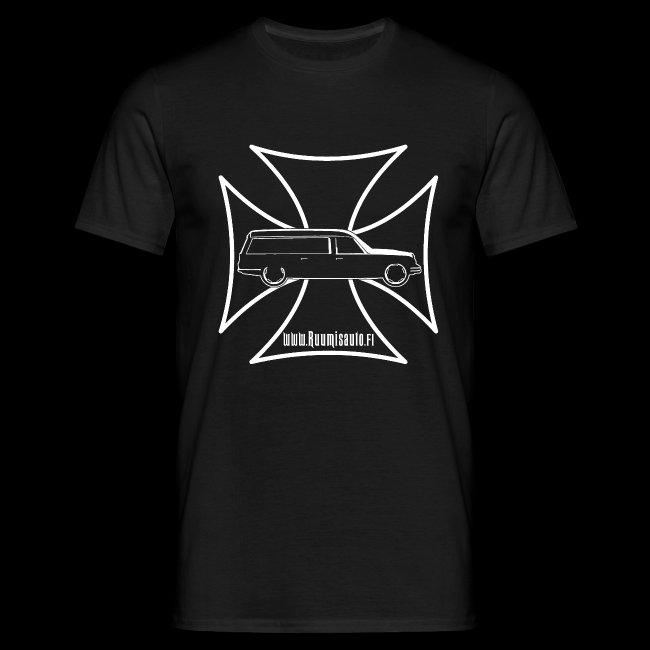 Rautaristi & Kalmanrauta, t-paita