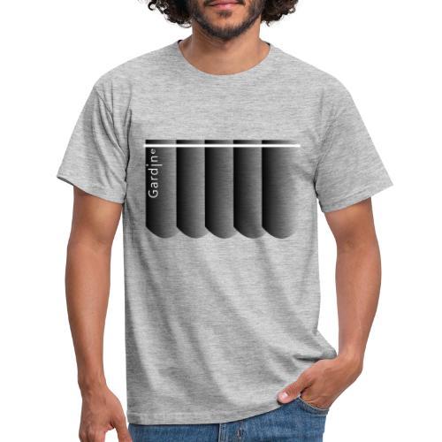 Gardinenshirt - Tribute to 9C 2018/19 - Männer T-Shirt