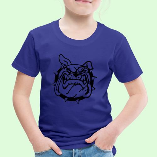 Le sourire du Bulldog - T-shirt Premium Enfant
