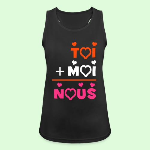 Toi & Moi - Débardeur respirant Femme