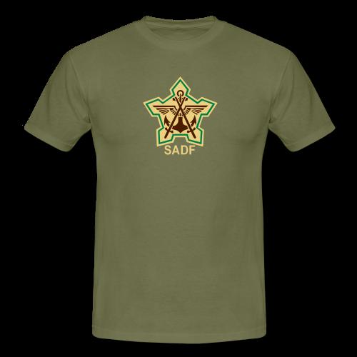 SADF LOGO - Männer T-Shirt