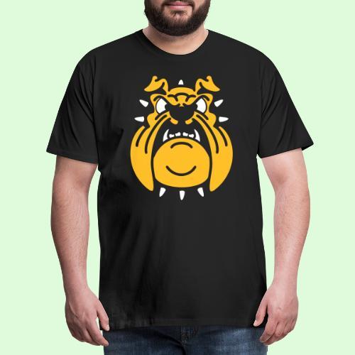 Brutus, la tête - T-shirt Premium Homme