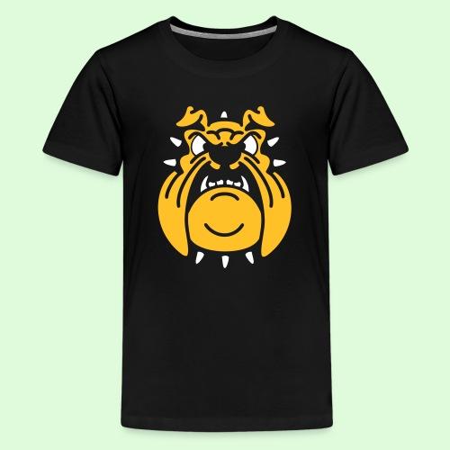 Brutus, la tête - T-shirt Premium Ado