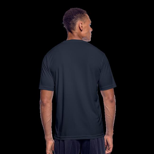 Coole Therapie Psycho Freak Sprüche - Wahnsinnig Sport T-Shirt
